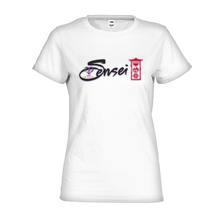 She's The B.O.S.S. Sensei Womens Cotton T-shirt