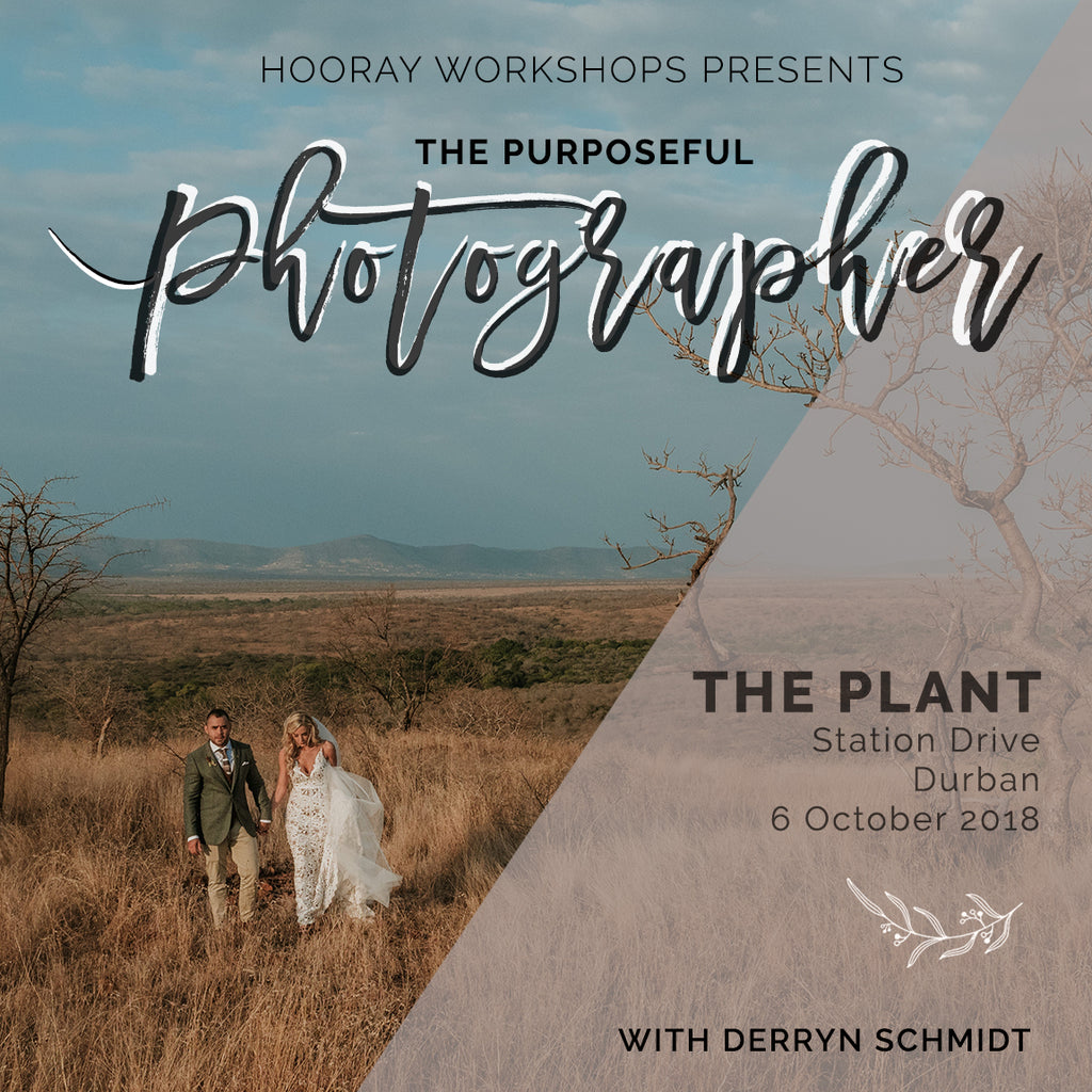 The Purposeful Photographer Workshop
