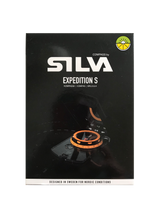 Silva EXPEDITION S compass in it's packaging front perspective