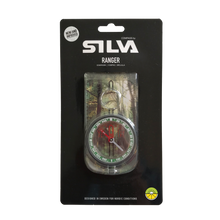Silva RANGER compass in it's packaging front perspective