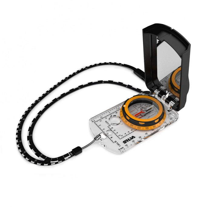 Silva EXPEDITION S compass with mirror sighting and sighting hole
