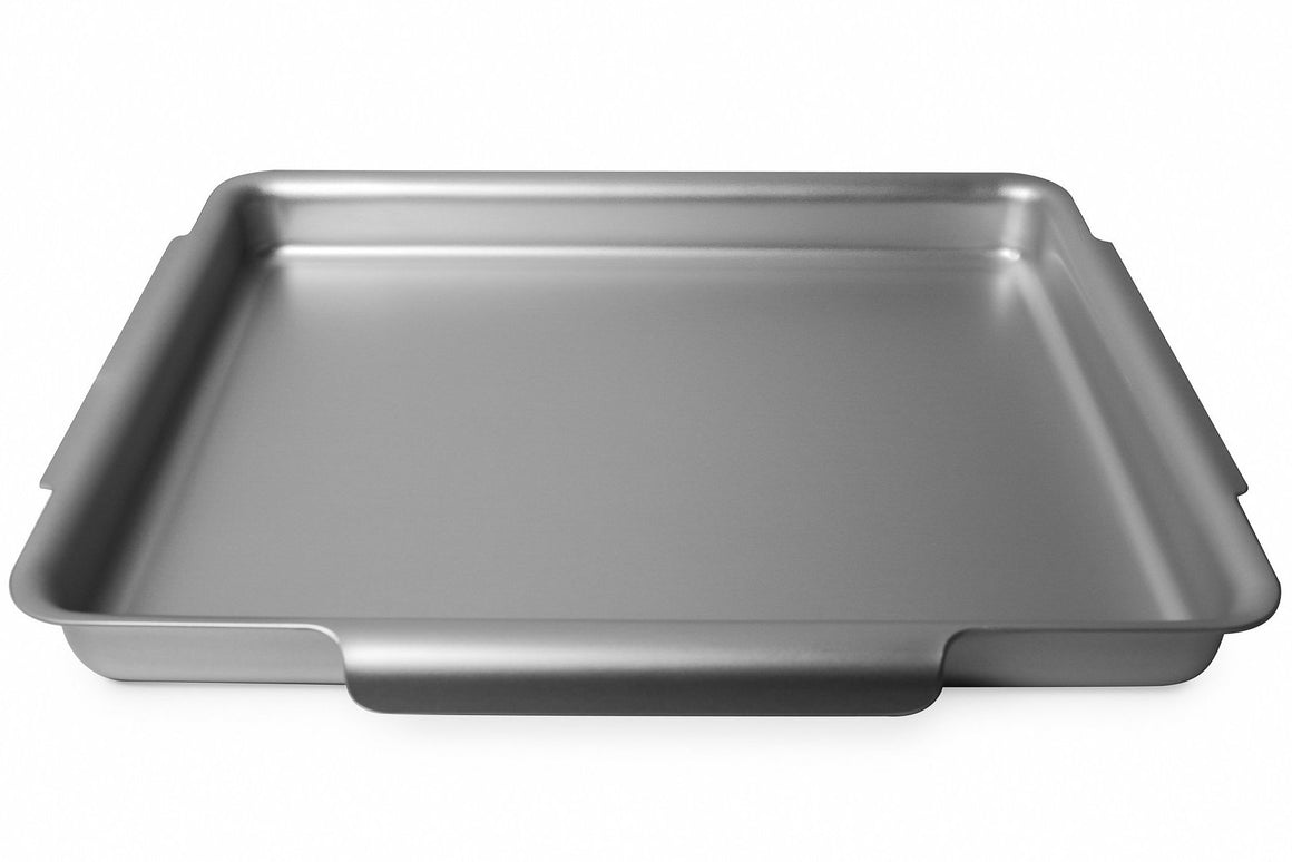 14 1/2 x 12 x 1 1/2 inch Large Oven Roasting Tray