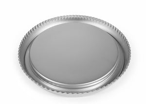 Silverwood bakeware  11 inch Crimped Flan Loose Base And Sponge Insert