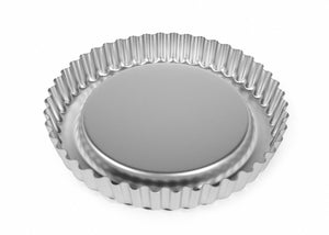 Silverwood bakeware  8 inch Sponge Flan with Raised Base