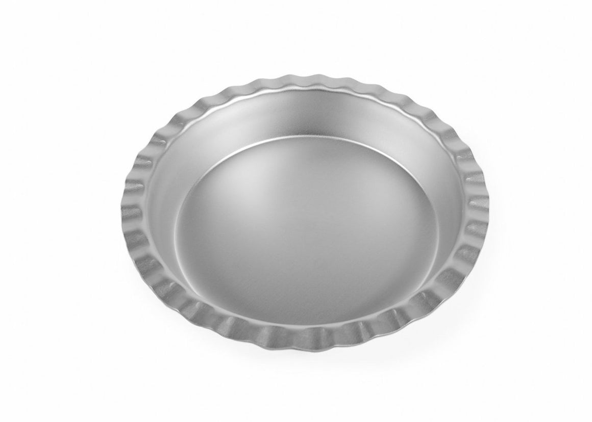 7 INCH FLUTED EDGE PIE DISH