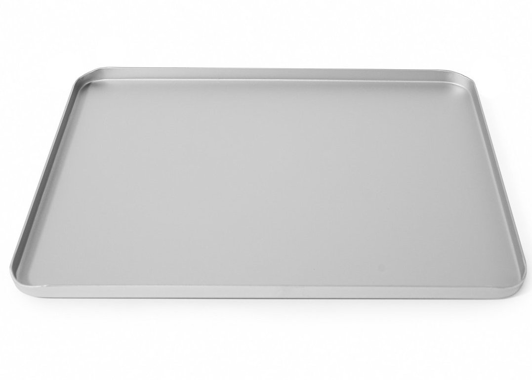 Silverwood 10 x 8 INCH HEAVY DUTY BISCUIT TRAY, handcrafted in Birmingham England