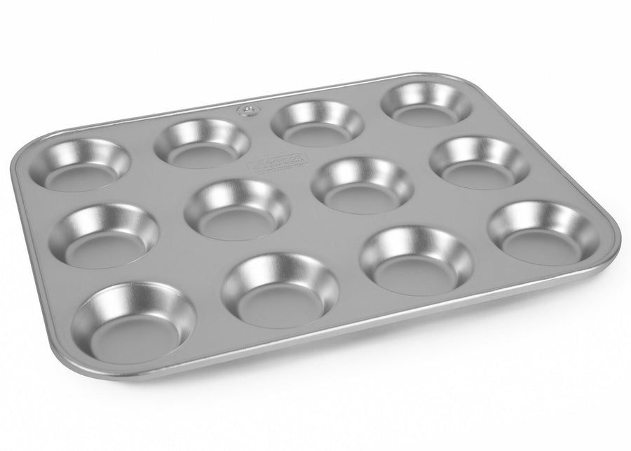 Silverwood bakeware  12x9 inch Twelve Hole Tart Tray