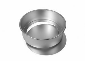 11x3 1/2 INCH ROUND CAKE TIN, LOOSE BASE