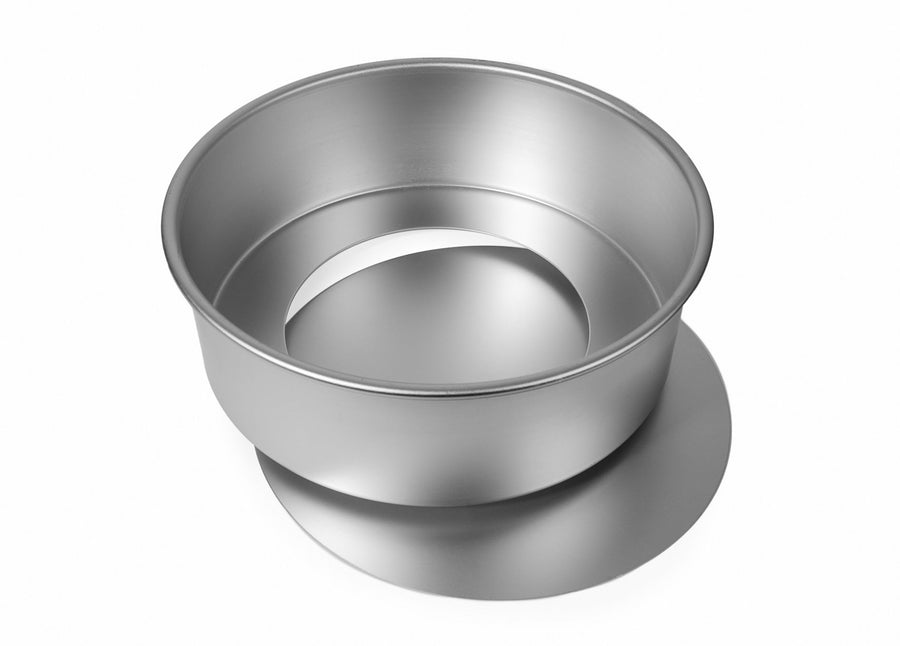 12x4 INCH ROUND CAKE TIN, LOOSE BASE