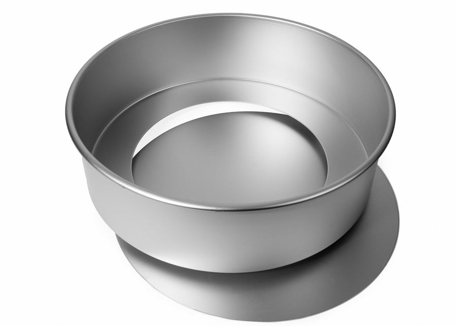 14x4 1/4 INCH ROUND CAKE TIN, LOOSE BASE