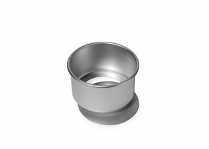 4x3 inch Round Cake Tin with Loose Base