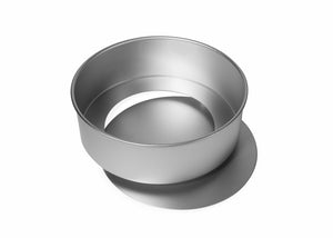 9x3 INCH ROUND CAKE TIN, LOOSE BASE