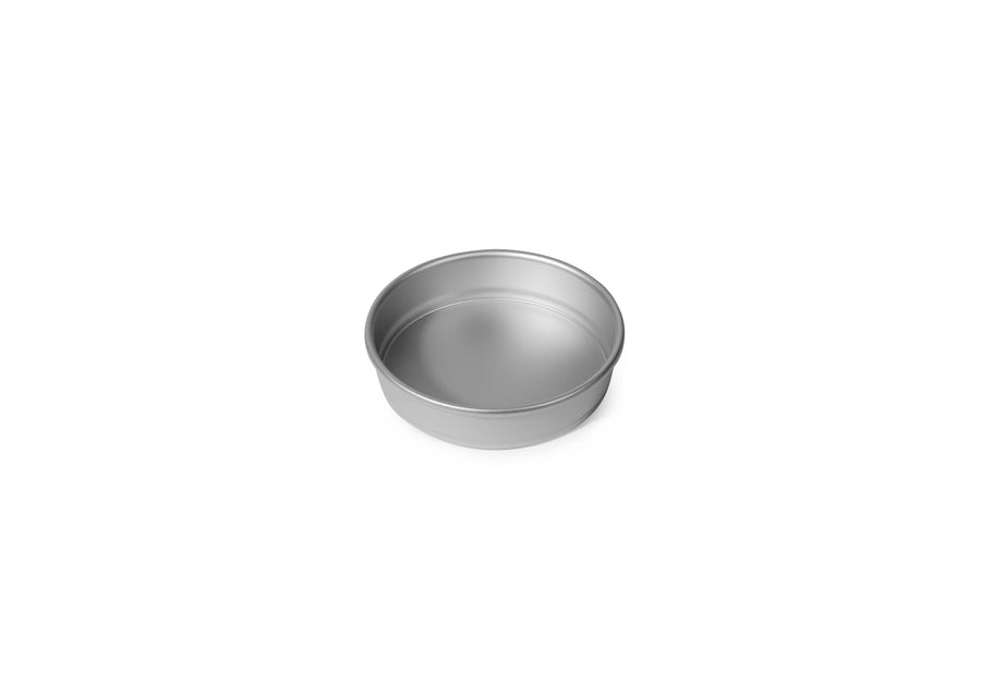 4x1 inch Baby Cake Tin with Solid Base