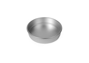 Silverwood bakeware  6x1 1/2 inch Sandwich Tin with Solid Base