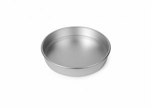 Silverwood bakeware  7x1 1/2 inch Sandwich Tin with Solid Base