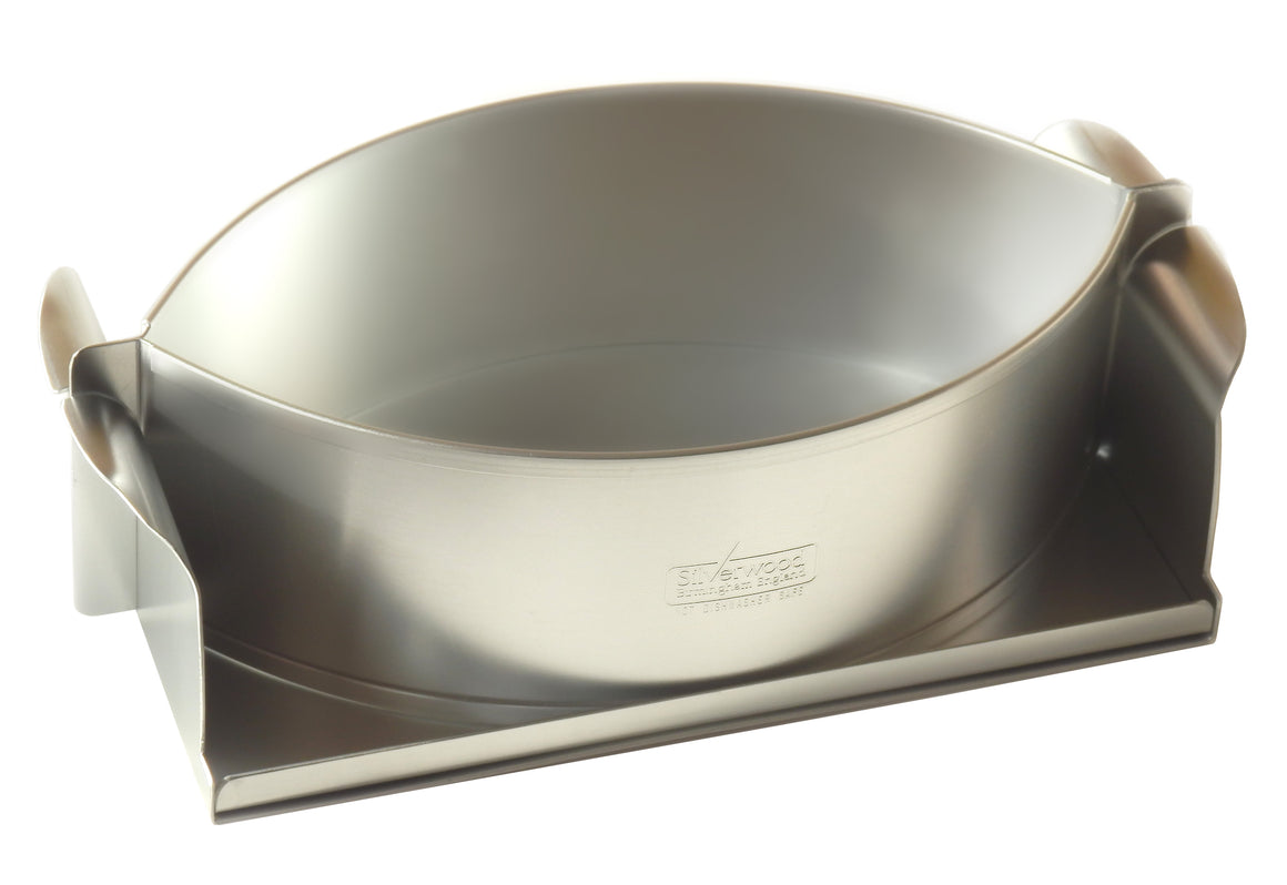 Silverwood bakeware  9 inch Oval Game Pie Mould