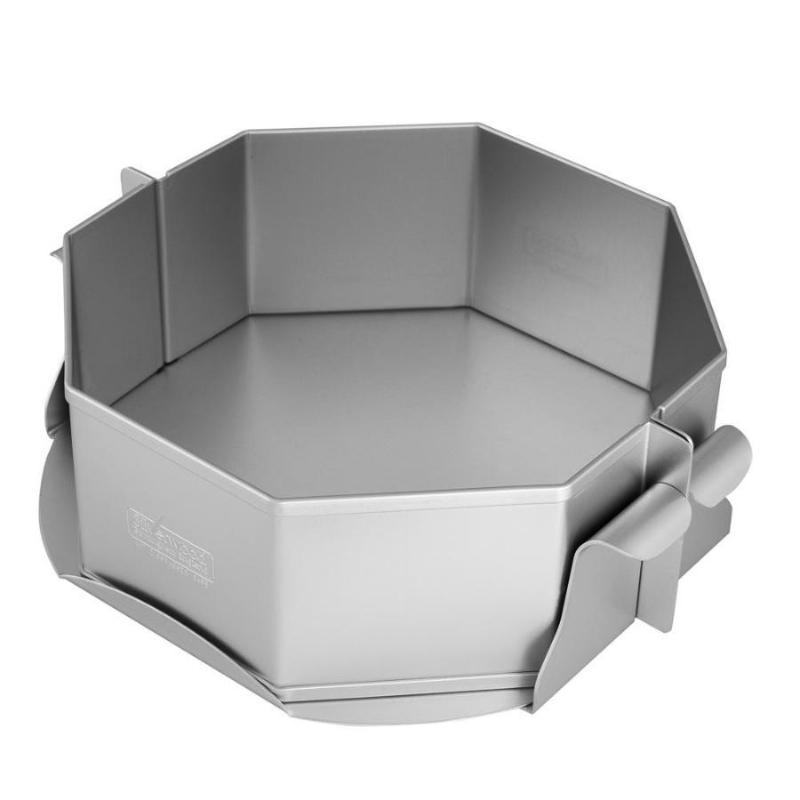 Silverwood bakeware  8 inch Octagonal Pie / Cheesecake Mould