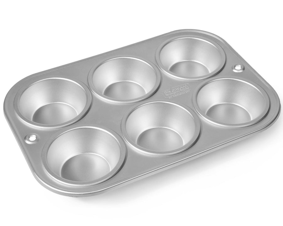 6 CUP MUFFIN/CUPCAKE TRAY