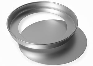Silverwood bakeware  20x2cm Delia Online Shallow Tin with Loose Base