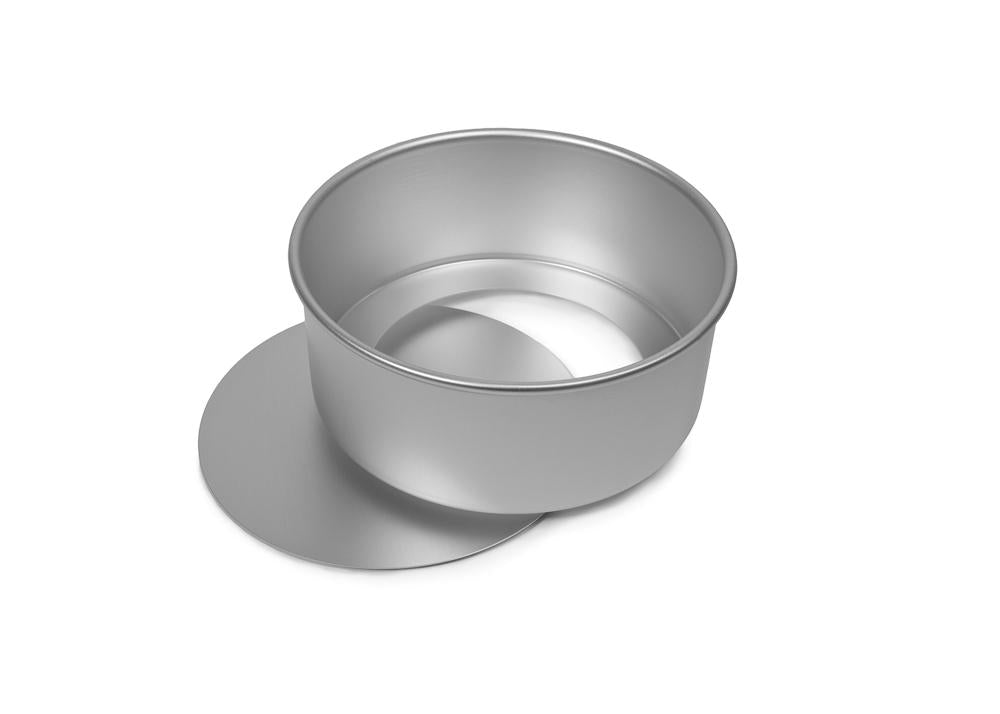 7x3 inch Round Cake Tin with Loose Base