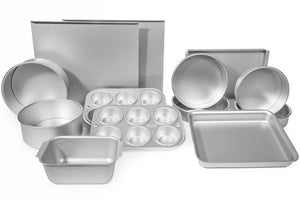 Silverwood bakeware  Delia Online Full Set Including All Tins and Liners