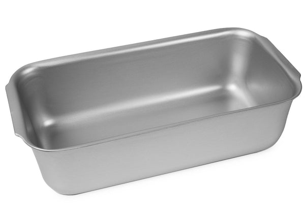 2lb Loaf Tins With Round Corners Silverwood Bakeware