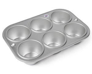 Silverwood bakeware  6 Cup 6oz Mini Pudding Tray