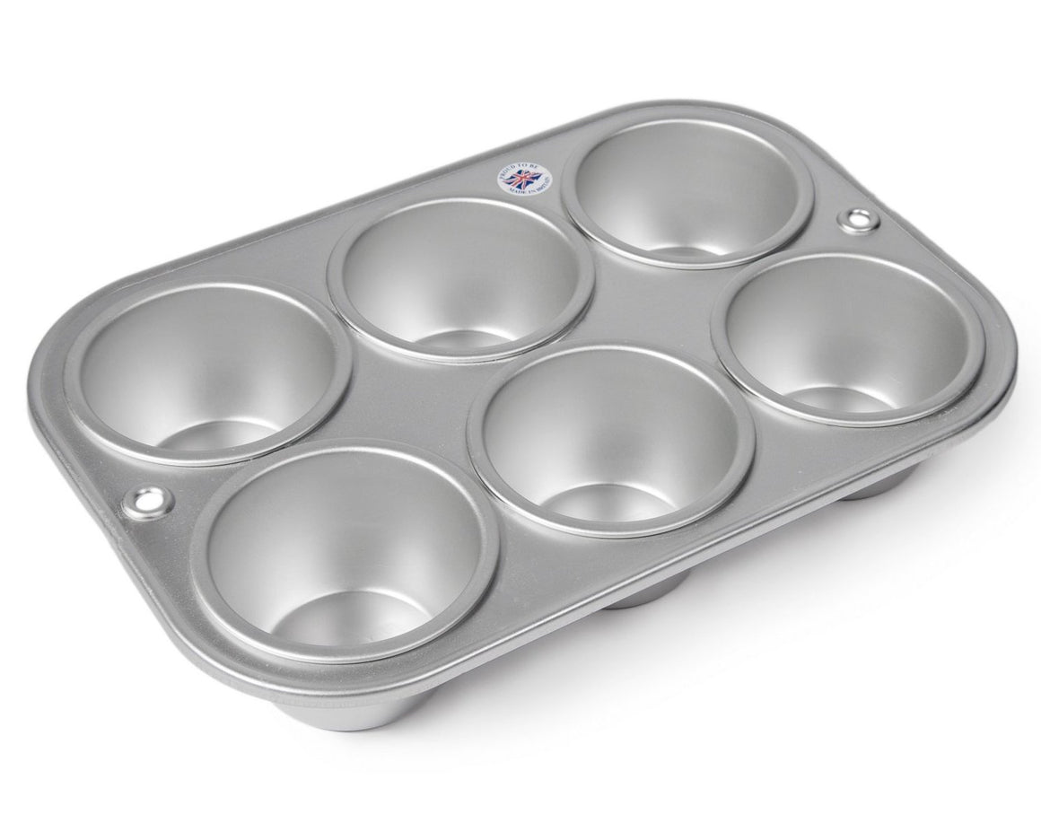 6 Cup 6oz Mini Tray