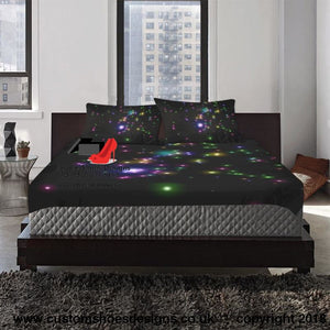 The Universe 3-Pieces Bedding Set