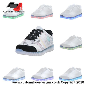 Another World Light Up Casual Womens Shoes (046)