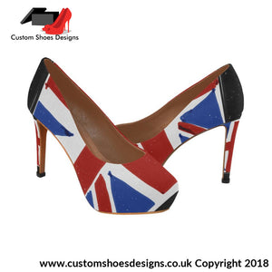 Uk Womens High Heels (044)