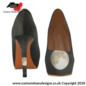 Full Moon Womens High Heels (044)