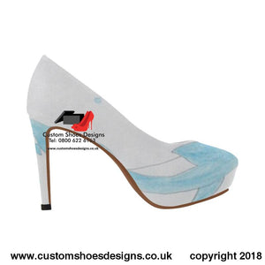 Under The Sea Womens High Heels (044)