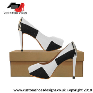 Cornwall Womens High Heels (044)