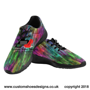 Colors Womens Athletic Shoes ( 0200)