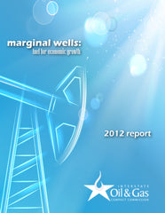 2012 Marginal Well Report