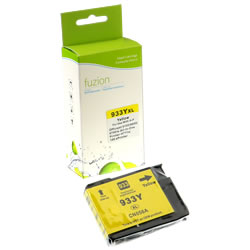 Officejet 6100 6600 6700 Yellow Ink - 933XLY, CN056AN - Source IT Store