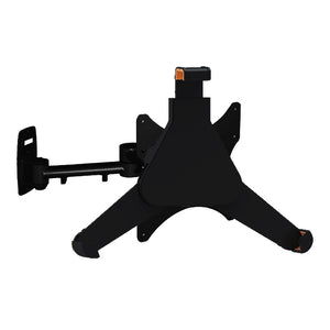Anti-Theft Security Tablet Mount for iPad 2, 3, 4 & iPad Air, Air 2 - Black - Source IT Store