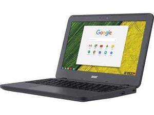 "Acer Chromebook 11"" INTEL N3060 DC 1.6GHZ 4GB LPDDR3 16GB FLASH 11.6"" 1366X768IN - Source IT Store"