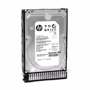 HP-Compaq 417801-001 146 GB SAS Hot Swap Hard Drive - 3.5-inch - 15,000 RPM - Source IT Store