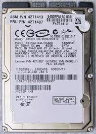 60GB 5400RPM SATA 2.5IN - Source IT Store