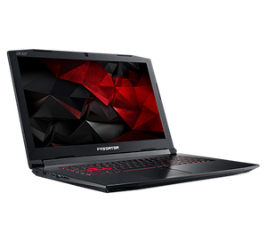 "PREDATOR HELIOS 300 INTEL CORE I7 7700HQ 2.8G/12G DDR4/1TB+128 SSD 17.3"" FULL HD (1920 X 1080)"