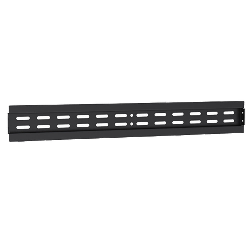 Media Player TV/Bracket Mount Shelf, Glass - Black - Source IT Store