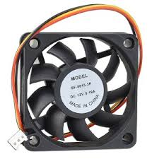 60MM X 60MM X 15MM 3 PIN FAN - Source IT Store