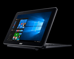 "Acer Switch S1003-12JT 10.1"" 2 in 1 Laptopn with Intel Z8350 Quad Core, 4GB, 32GB flash and Windows 10 - Source IT Store"