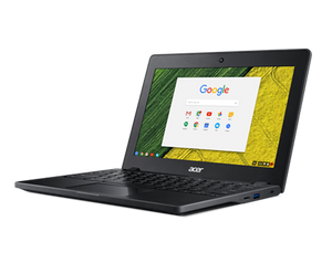 "Chromebook 11 INTEL CELERON 3855U 1.6G/4G DDR3/32G SSD 11.6"" 1366X768 - Source IT Store"