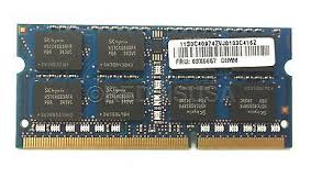 8GB PC3-12800S DDR3L 1600 - 03X6657 - Source IT Store