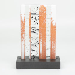 Fused Birch Forest