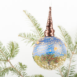 Cherry Orchard Ornament