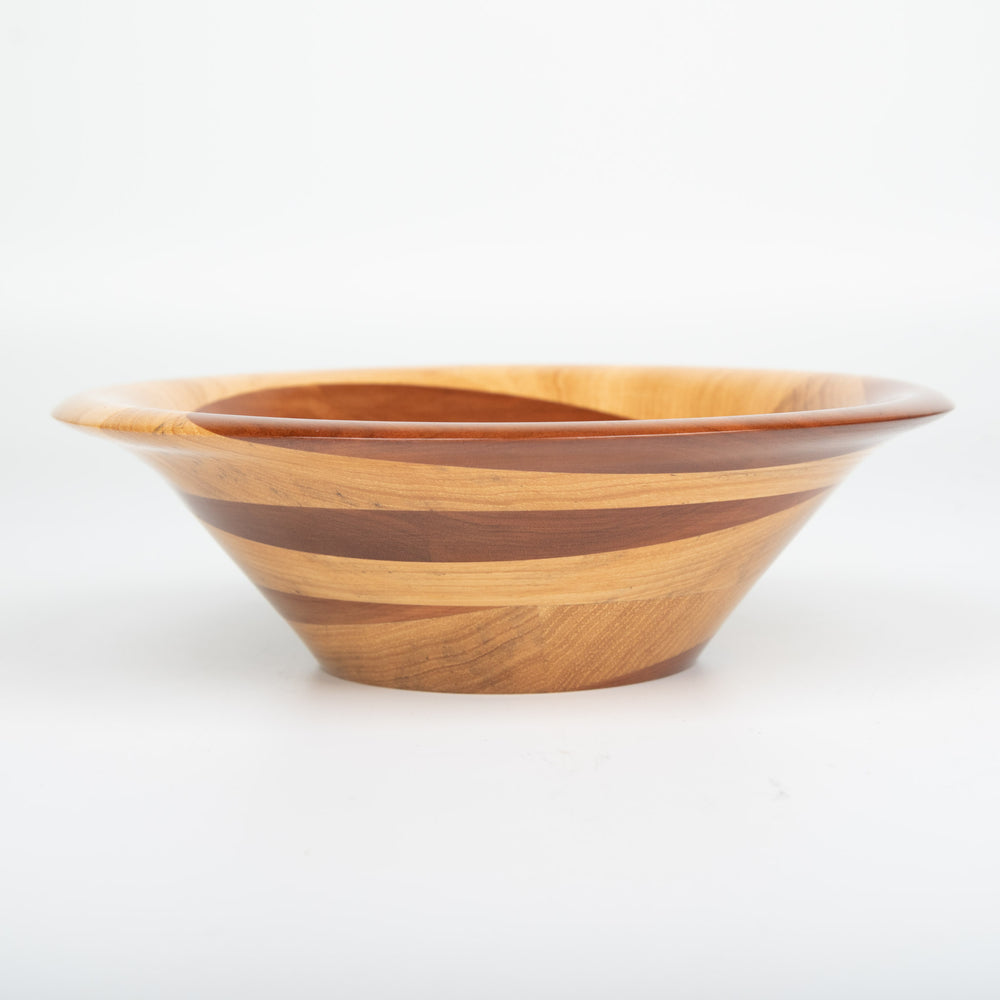 Cherry and Maple Bowl